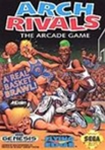 Arch Rivals - Genesis Game