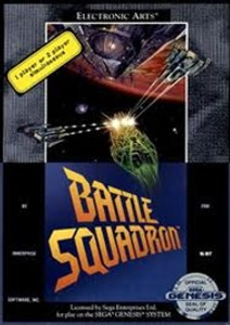 Battle Squadron - Genesis Game
