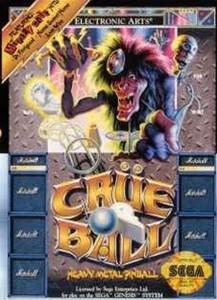 Crue Ball - Genesis Game