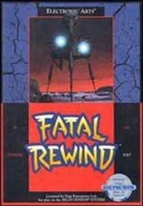 Fatal Rewind - Genesis Game