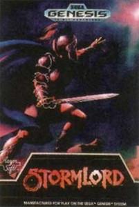 Storm Lord - Genesis Game