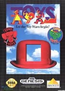Toys - Genesis Game