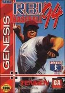 R.B.I. Baseball 94 - Genesis Game