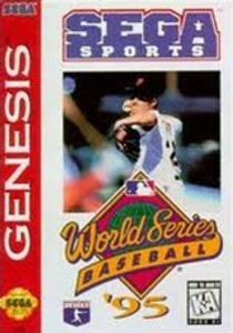 World Series Baseball 95 - Genesis Game