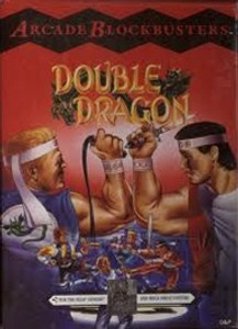 Double Dragon - Genesis Game