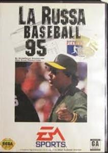 La Russa Baseball 95 - Genesis Game