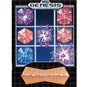 Columns - Genesis Game