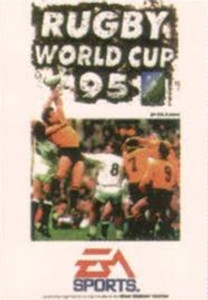 Rugby World Cup 95 - Genesis Game