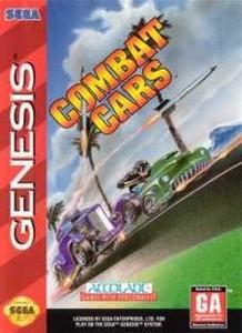 Combat Cars - Genesis Game