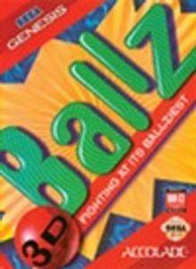 Ballz 3d - Genesis Game