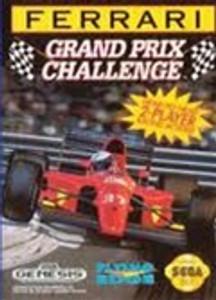 Ferrari Grand Prix Challenge - Genesis Game