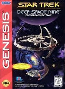 Star Trek Deep Space Nine - Genesis Game