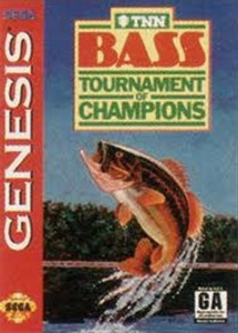 TNN Bass Tournament of Champions - Genesis Game