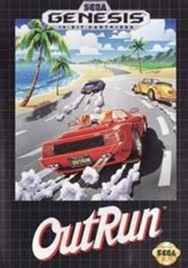 Outrun - Genesis Game