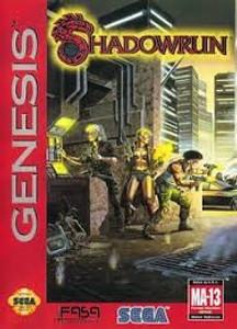 Shadowrun - Genesis Game