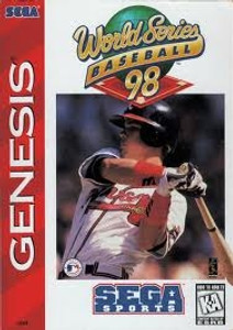World Series Baseball 98 - Genesis Game