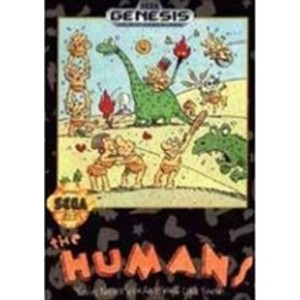 Humans, The - Genesis Game