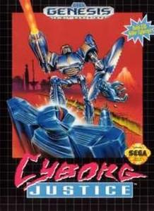 Cyborg Justice - Genesis Game
