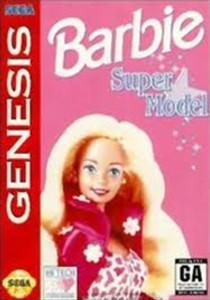 Barbie Super Model - Genesis Game
