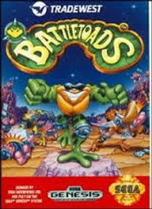 Battletoads - Genesis Game