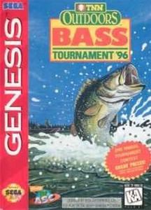 TNN Outdoors Bass Tournament 96 - Genesis Game