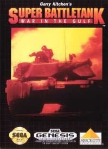 Super Battletank - Genesis Game