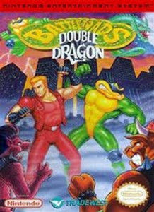 Battletoads/Double Dragon - Genesis Game