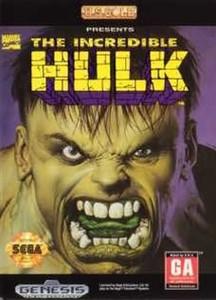 Incredible Hulk, The - Genesis Game