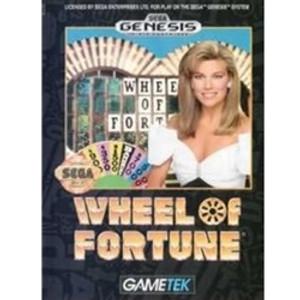 Wheel of Fortune - Genesis Game