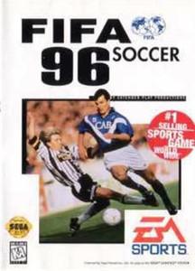 FIFA Soccer 96 - Genesis Game