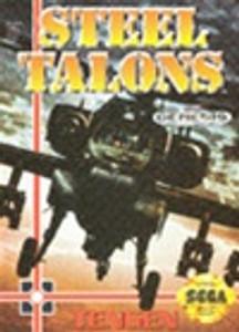 Steel Talons - Genesis Game
