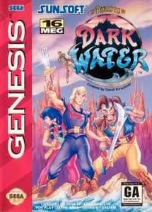 Pirates of Dark Water, The - Genesis Game