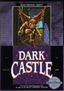 Dark Castle - Genesis Game