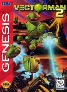 Vectorman 2 - Genesis Game