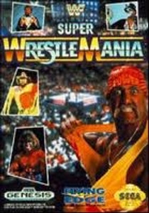 WWF Super Wrestlemania - Genesis Game