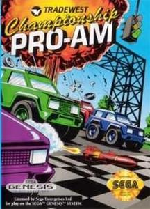 Championship ProAM - Genesis Game