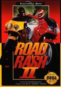 Road Rash II (2) - Genesis Game
