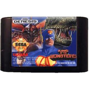 King of the Monsters - Genesis Game