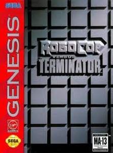RoboCop VS. Terminator - Genesis Game