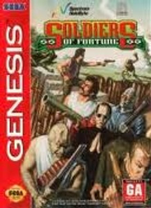 Soldiers of Fortune - Genesis Game