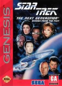 Star Trek The Next Generation - Genesis Game