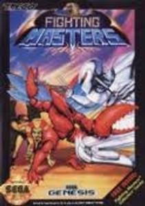 Fighting Masters - Genesis Game