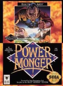 Power Monger - Genesis Game