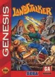 Landstalker - Genesis Game