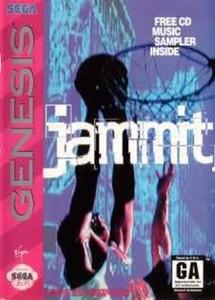 Jammit - Genesis Game