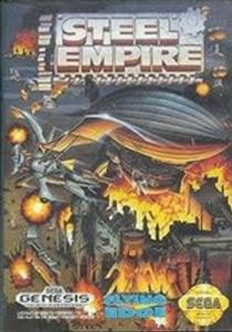 Steel Empire - Genesis Game