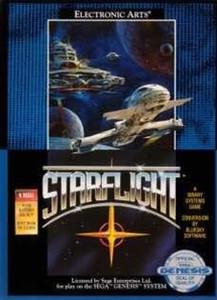 StarFlight - Genesis Game