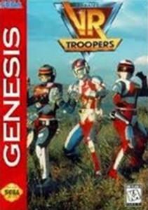 VR Toopers - Genesis Game