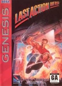 Last Action Hero - Genesis Game