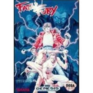 Fatal Fury - Genesis Game